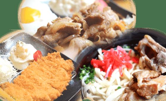 アグー村 アグー館にて食事
